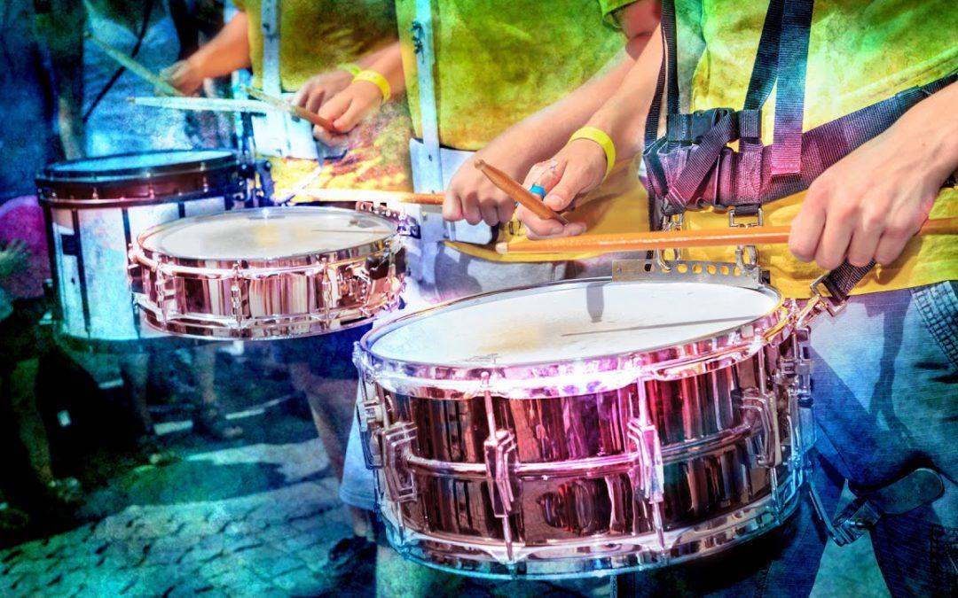 Taller de percusión